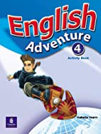 English Adventure 4 Activity Book by…