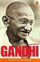 Gandhi (Penguin Readers: Level 2) by Jane…