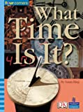 Susan Ring: What Time Is It? (Four Corners)
