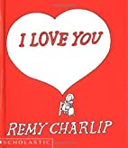 I Love You by Remy Charlip