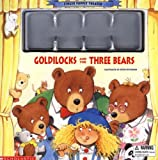 Stevenson, Peter: Goldilocks and the Three Bears (Finger Puppet Theater)