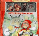 Stevenson, Peter: Little Red Riding Hood (Finger Puppet Theater)