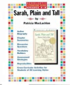 Literature Guide: Sarah, Plain and Tall…