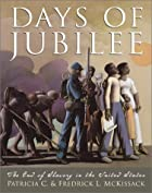 Days Of Jubilee by Pat McKissack