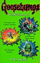 Goosebumps Collection 11: Revenge of the…