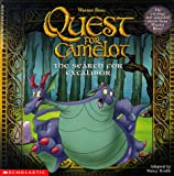 Krulik, Nancy: The Search for Excalibur (Quest for Camelot)