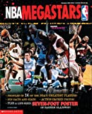 Weber, Bruce: NBA Megastars: Profiles of 14 NBA's Greatest Players with Hakeem Olajuwon poster