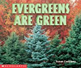Canizares, Susan: Evergreens Are Green