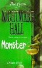 Hoh, Diane: Monster (Point Horror Nightmare Hall)