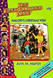 Martin, Ann M.: Mallory's Christmas Wish (The Baby-Sitters Club, No. 92)
