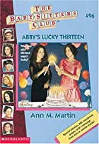 Abby's Lucky Thirteen by Ann M. Martin