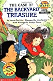 Joanne Rocklin: The Case of the Backyard Treasure (Hello Math Reader, Level 4) (Hello Reader! Math Level 4)