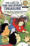 Joanne Rocklin: The Case of the Backyard Treasure (Hello Math Reader, Level 4) (Hello Reader! Math Level 4)