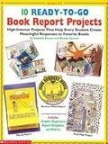 10 Ready-to-Go Book Report Projects (Grades…