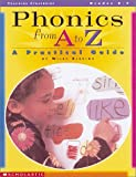 Wiley Blevins: Phonics from A to Z (Grades K-3)