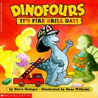 DINOFOURS: It's Fire Drill Day! by Steve…