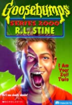 I Am Your Evil Twin by R. L. Stine