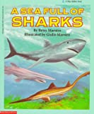 Maestro, Betsy: A Sea Full of Sharks (Blue Ribbon Book)
