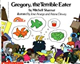 Sharmat, Mitchell: Gregory, the Terrible Eater