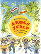 Frogs Jump: A Counting Book by Alan Brooks