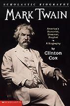 Mark Twain: America's Humorist,…