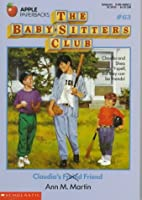 Claudia's Friend (The Baby-Sitters Club, No.…