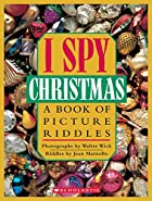 I Spy Christmas: A Book of Picture Riddles&hellip;