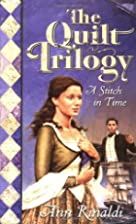 A Stitch in Time by Ann Rinaldi