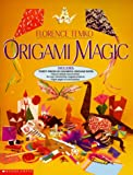 Temko, Florence: Origami Magic/Book and Origami Paper
