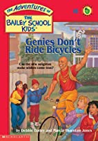 Genies Don't Ride Bicycles by Debbie Dadey