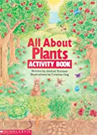 All About Plants Activity Book by Justine…