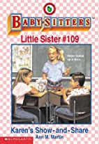 Karen's Show and Share (Baby-Sitters…