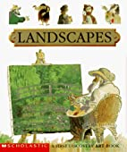 Landscapes (First Discovery Art Book) by…