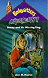 Ann M. Martin: Stacey and the Missing Ring (Babysitters Club Mysteries)