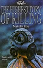 The Highest Form of Killing (Point -…