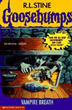 Vampire Breath by R. L. Stine