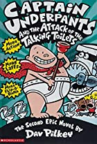 Attack of the Talking Toilets by Dav Pilkey