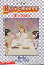 Baby-Sitters Little Sister Boxed Set #7,…