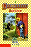 Martin, Ann M.: The Baby-Sitters Little Sister Set 1, Bks. 1-4 : Karen&#39;s Witch; Karen&#39;s Roller Skates; Karen&#39;s Worst Day; Karen&#39;s Kittycat Club