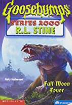 Full Moon Fever by R. L. Stine