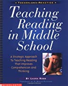 Teaching Reading in Middle School (Grades 5…