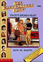 Stacey's Broken Heart by Ann M. Martin
