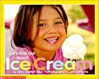 Let's Find Out About Ice Cream by Mary…