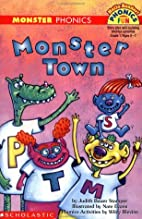 Monster Town (Hello Reader Phonics Fun) by…