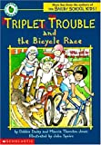 Dadey, Debbie: Triplet Trouble and the Bicycle Race