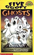 Five Goofy Ghosts by Judith Bauer Stamper