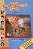 Martin, Ann M.: Stacey's Lie (Baby-Sitters Club, Book 76)