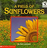 Johnson, Neil: A Field of Sunflowers (Read with Me Cartwheel Books (Scholastic Paperback))