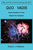 Quo Vadis: New Directions in the Search for…