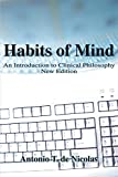 De Nicolas, Antonio T.: Habits of Mind: An Introduction to the Philosophy of Education